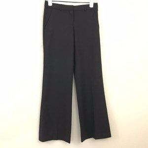Theory Women Size 6 Long Pants Trousers Dress Wool